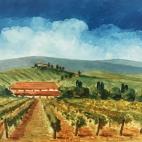 Paesaggio Toscano_a.lorè