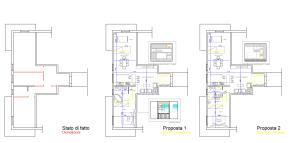 Pianta appartamento_studio lorè
